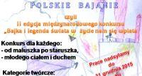 """Konkurs """"Polskie bajanie"""""""