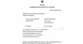Odpowiedź na polemikę ws. Statutu Gm. Karczew - Karczew okiem radnego Kwiatkowskiego - NR 27