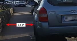 Otwocka policja intensyfikuje działania przeciw nieprawidłowemu parkowaniu