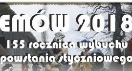 155 rocznica wybuchu powstania styczniowego w Emowie