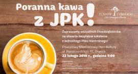 Szkolenie z JPK dla przedsiębiorców powiatu otwockiego