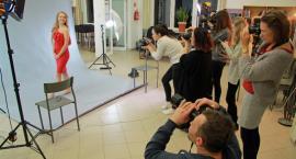 Sesja fotograficzna z modelką Agnieszką Ziubińską