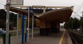 Wypadek na linii kolejowej w okolicy Józefowa. Duże utrudnienia w ruchu pociągów