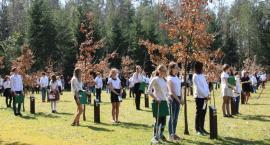 Obchody rocznicy Katynia w Centrum Edukacji Leśnej w Celestynowie