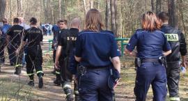 Wielka akcja poszukiwawcza w lesie między Otwockiem a Karczewem