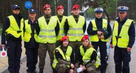 Uczniowie z ZSEG w majówkowych patrolach