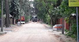 Nowy asfalt na kilkunastu ulicach Józefowa