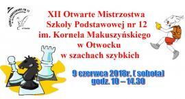 Turniej szachowy w SP12