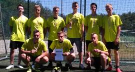 Zawody powiatowe Szkół Ponadpodstawowych w Piłkę Nożną Chłopców