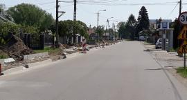 Kilometry nowych chodników w gminie Wiązowna