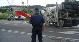 Wypadek na DK 17 ze skutkiem śmiertelnym