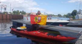 Nauczyciel z Karczewa rusza na samotny spływ kajakiem przez Dunaj