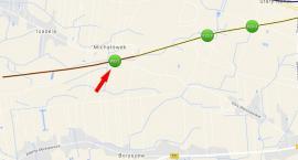 Powstaje wiadukt nad A2 w Michałówku - utrudnienia
