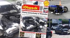 Płoną samochody i... - tygodnik nr 14 iOtwock.info