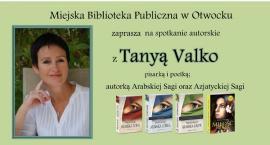 Spotkanie autorskie z Tanyą Valko w Miejskiej Bibliotece Publicznej