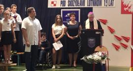SP Wiązowna: Święcił biskup, gratulował prezydent