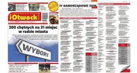 Kandydaci na radnych - czytaj tygodnik iOtwock.info
