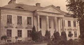 Pałac w Rudnie k. Kołbieli - prosty klasycyzm
