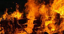 W Pogorzeli spaliły się dwa budynki gospodarcze i stodoła