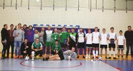 Finał Turnieju Halowej Piłki Nożnej o Puchar Wójta Gminy Celestynów