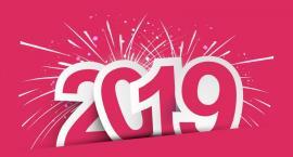 Szczęśliwego Nowego 2019 Roku!