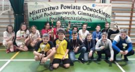 3 medale uczniów z Wiązowny na mistrzostwach powiatu!