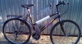Dwa rowery do odebrania na otwockiej komendzie