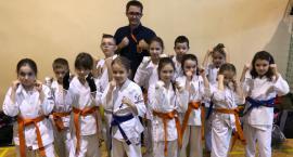Sukcesy Kazoku na Mazowieckiej Lidze Karate