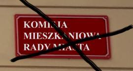 Apel radnego o składanie uwag do Statutu Miasta - dotyczy braku komisji mieszkaniowej