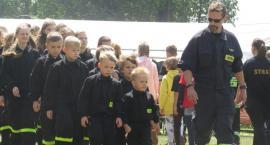 Powiatowe Zawody Sportowo-Pożarnicze w Dziecinowie