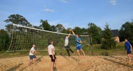 III Turniej Siatkówki Plażowej w Warszawicach