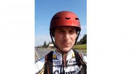 Otwock-Lublin na rowerze w intencji Lilianki (operacja)  na mecz Motor Lublin