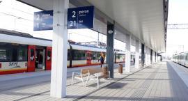 Czasowe zmiany w kursowaniu pociągów podmiejskich