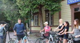 """Film """"Pieszo i rowerem"""" po gminie Celestynów"""