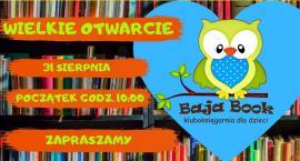 Nowe otwarcie księgarni Baja Book