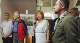 Otwarcie wystawy w 80 rocznicę wybuchu II wojny światowej w PBP w Otwocku