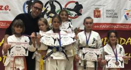 Sukces zawodniczek Kazoku na Warszawskiej Olimpiadzie Młodzieży w Karate