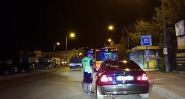 Długa lista przewinień zatrzymanego do kontroli drogowej