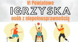 Powiatowe święto integracji -VI Igrzyska Osób z Niepełnosprawnością Intelektualną