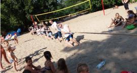 Zabawy na plaży z KSW Sokudo :-)