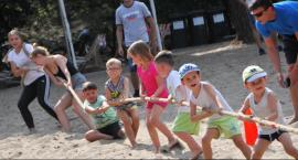 II Turniej Przeciągania Liny na Plaży