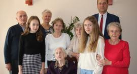 Najstarsza mieszkanka gminy Celestynów ukończyła 104 lata!