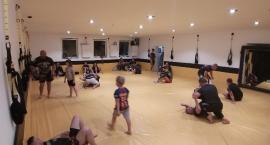 Wakacyjne treningi (BJJ/MMA)w Otwocku