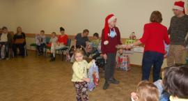 Klub Rodziców Dzieci Niepełnosprawnych w Otwocku dziękuje sponsorom za świąteczne dary