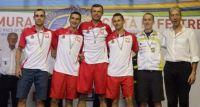 Strażak z Otwocka na podium Mistrzostw Europy