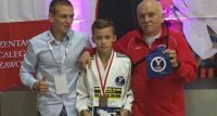 Szymon Szymański brązowym medalistą Mistrzostw Polski Młodzików
