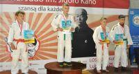 Sukces młodych judoków z YUKO Józefów