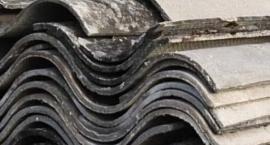 W Osiecku mniej azbestu