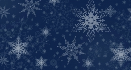 Magiczny płatek śniegu