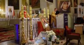 Uroczystość intronizacji w parafii w Karczewie